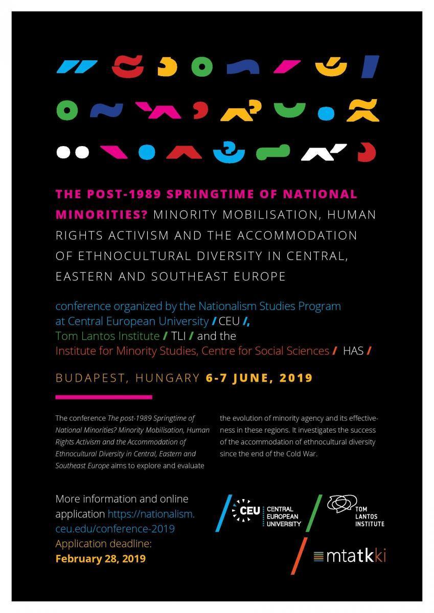 Conference 2019 | Nationalism Studies Program